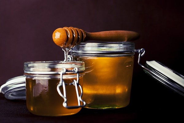 Honey has many natural healing and moisturizing properties that are perfect for skin care.