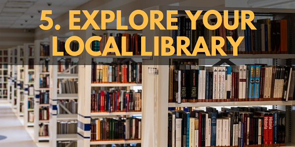 Winter Activities: Explore Your Local Library
