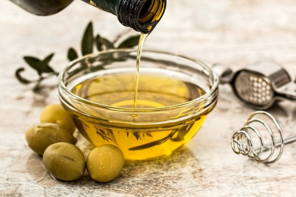 Olive oil is not only an excellent moisturizer, but it's a cleanser as well.