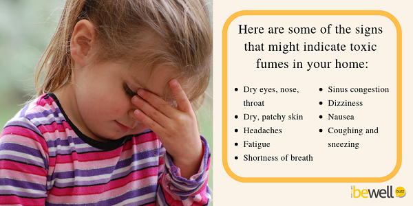 Symptoms of Bad Air Quality in Homes